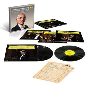 Le sinfonie - Vinile LP di Ludwig van Beethoven,Leonard Bernstein,Wiener Philharmoniker - 2