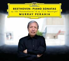 Sonate per pianoforte - Vinile LP di Ludwig van Beethoven,Murray Perahia