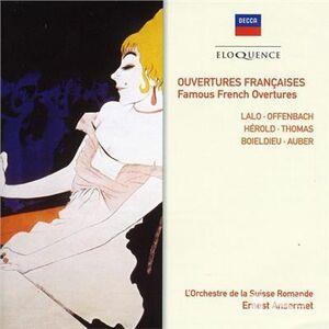 CD Ouvertures Francaises