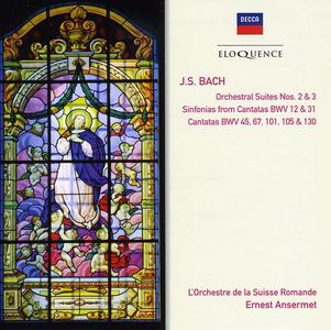 CD Orchestral di Johann Sebastian Bach