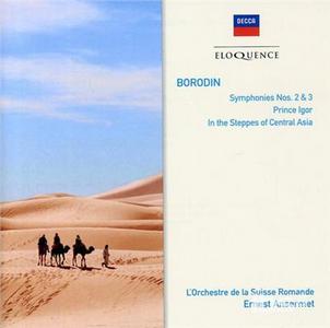 CD Sinfonie N.2, N.3 di Alexander Porfirevic Borodin