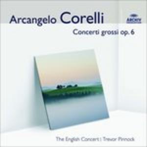 CD Concerti Grossi op.6 di Georg Friedrich Händel