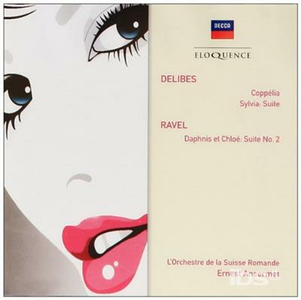 CD Delibes - Coppelia - Sylvia di Léo Delibes