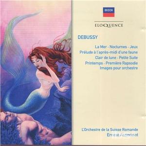 CD Debussy. La Mer, di Claude Debussy