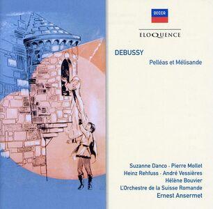 CD Debussy. Pelleas et di Claude Debussy