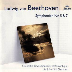 Foto Cover di Sinfonie n.5, n.7, CD di Ludwig van Beethoven, prodotto da Audior