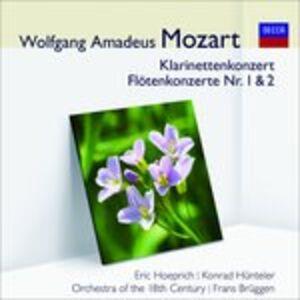 CD Clarinet Quartets di Wolfgang Amadeus Mozart