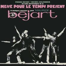 Messe pour le temps present (180 gr. Limited Edition) - Vinile LP di Pierre Henry