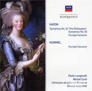 CD Haydn. Symphonies di Franz Joseph Haydn
