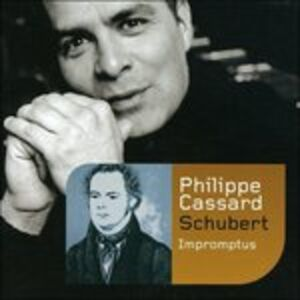 CD Impromptus di Franz Schubert