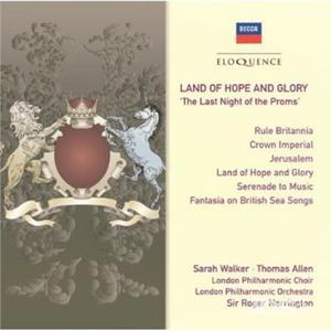 CD Land of Hope & Glory