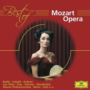 CD Best of Mozart Operas di Wolfgang Amadeus Mozart
