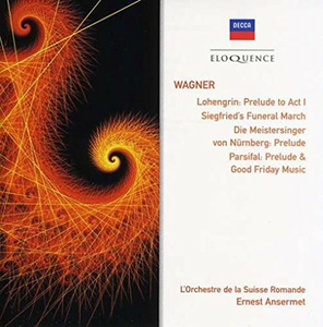 CD Wagner. Preludi From di Richard Wagner