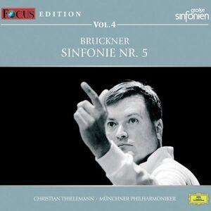 Foto Cover di Focus Edition - vol.4, CD di Christian Thielemann, prodotto da Deutsche Grammophon