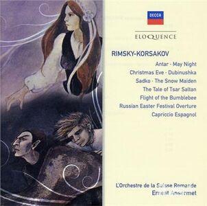 CD Rimsky - Korsakov di Nikolai Rimsky-Korsakov