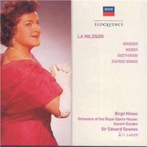 CD La Nilsson