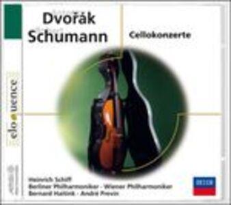CD Concerti per violoncello di Robert Schumann