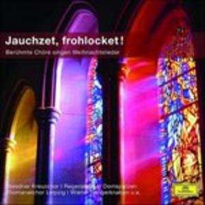 CD Jachzet, Frohlocket!