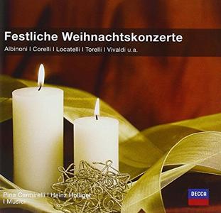 CD Festliche Weihnachtskonze