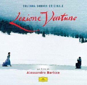 Foto Cover di Lezione ventuno, CD di  prodotto da Deutsche Grammophon