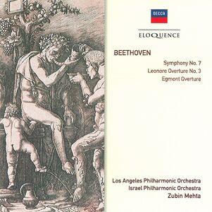 Foto Cover di Symphony No 7 - Leonore Ove, CD di Ludwig van Beethoven, prodotto da Eloquence