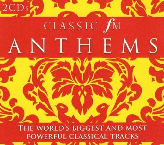 CD Classic Fm Anthems