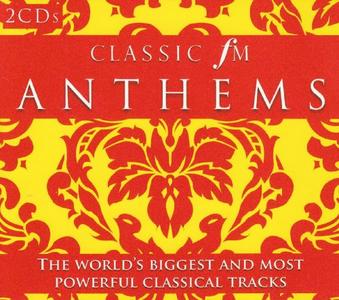 CD Classic Fm Anthems