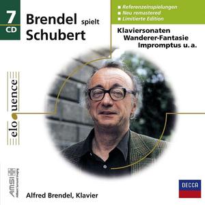 CD Brendel Spielt Schubert di Franz Schubert