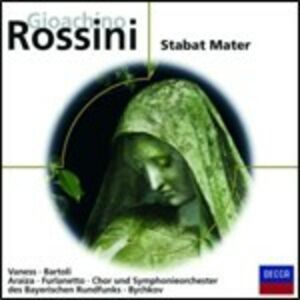 CD Stabat Mater di Gioachino Rossini