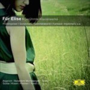 CD Fur Elise di Ludwig van Beethoven