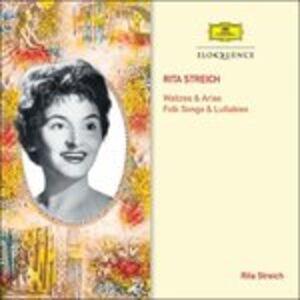 CD Waltzes & Arias - Folk Song