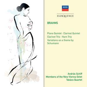 CD Musica da Camera di Johannes Brahms