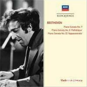 CD Sonate per Pianoforte op.10 No. 3 di Ludwig van Beethoven