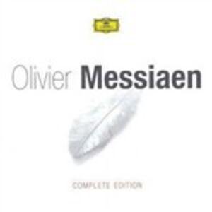 CD Complete Edition di Olivier Messiaen