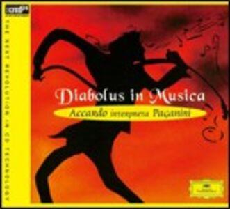 CD Diabolus in Musica di Niccolò Paganini