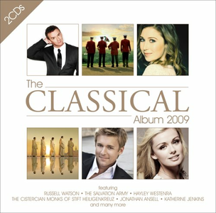 CD Classical Album 2009