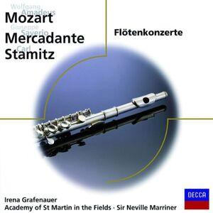 CD Floetenkonzert 2 D - Dur