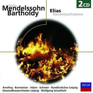 CD Elias - Cr - Ger di Felix Mendelssohn-Bartholdy