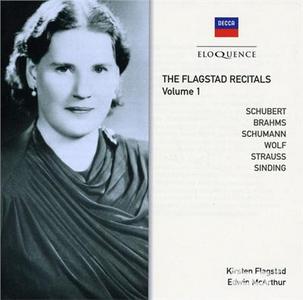 CD Flagstad Recitals vol.1