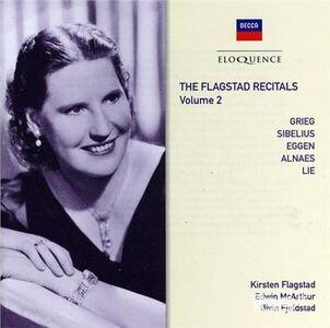 CD Flagstad Recitals vol.2