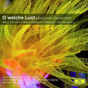 CD O Welche Lust. Famous Oper