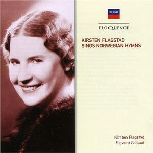 CD Norwegian Hymns