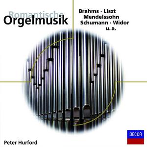 CD Romantische Orgelmusik