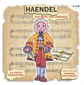 CD Raconte Aux Enfants di Georg Friedrich Händel