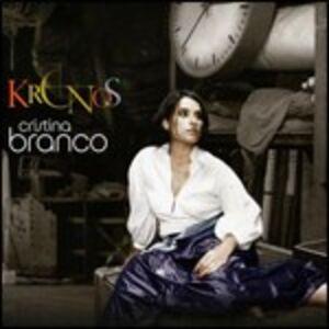 CD Kronos di Cristina Branco