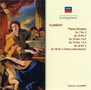 CD Sonate per pianoforte di Clementi