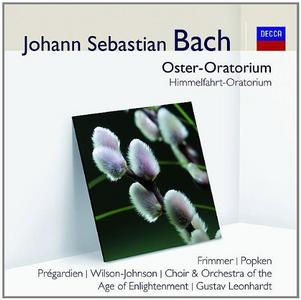 CD Oster - Oratorium - Himmelfah di Johann Sebastian Bach