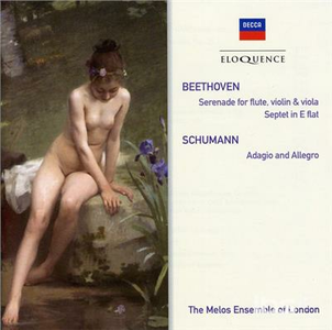 CD Serenade for Flute, Violi di Ludwig van Beethoven