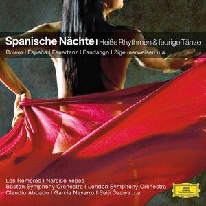 CD Spanische Naechte - Heisse