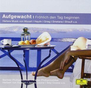 CD Aufgewacht - Froehlich